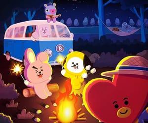 idols, korea, and kpop image
