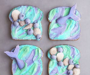 mermaids, photography, and sandwich image