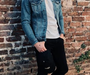 clothes, fashion, and male image