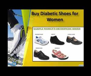 buy diabetic shoes online and diabetic shoes for women image