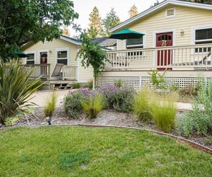california, cottages, and napa valley image
