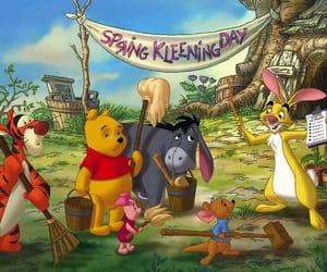 childhood, Pooh bear, and winnie the pooh image