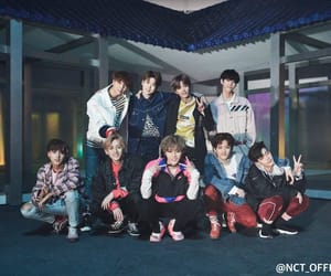 nct, nct 127, and chain image