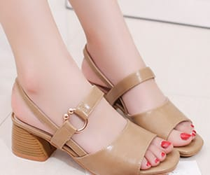 cheap sandals online, sandals on sale, and office sandals image