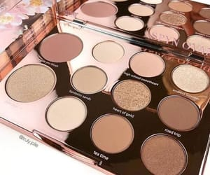 cosmetics, eyeshadows, and makeup image