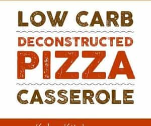 casserole, food, and pizza image