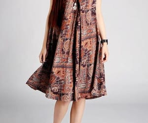etsy, summer dress, and fashion dress image