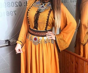 dress, traditional, and traditional style image
