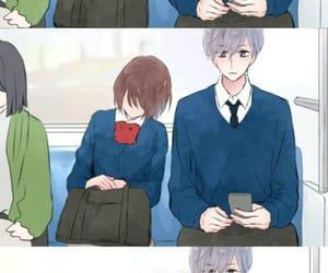 cartoons, manga girls, and manga image