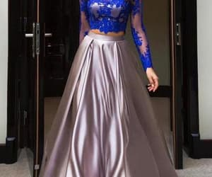 long sleeve prom dresses image