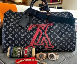 gucci, style, and ​louisvuitton image