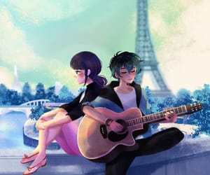 miraculous and marinette dupain-cheng image