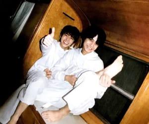 WITH, 岸優太, and 髙橋海人 image