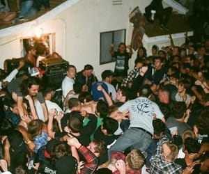 party, people, and grunge image