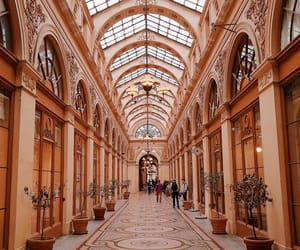 france, galerie, and paris image