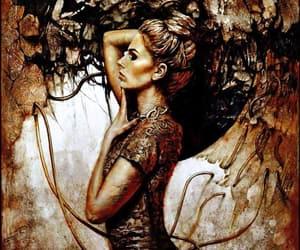 redhead rust art, shattered clock, and vulnerant omnia image