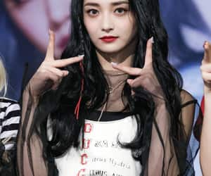 k-pop, jieqiong, and pristin image