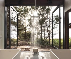 shower, house, and modern image