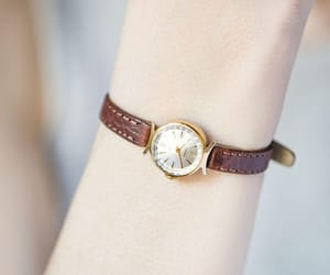 etsy, montre femme, and ladys watch tiny image