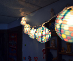 light, room, and colors image