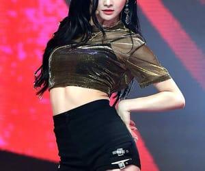 k-pop, jieqiong, and pristin image
