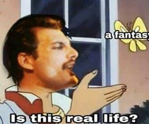 Freddie Mercury, funny, and hilarious image