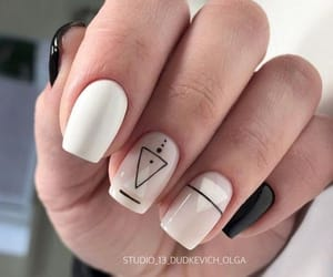 nails, art, and nailart image