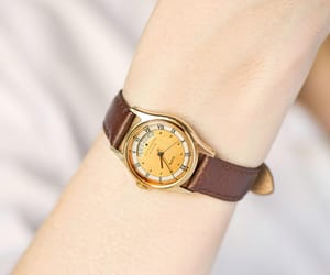 etsy, minimalist watch, and sister gift watch image