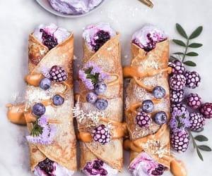 food, purple, and sweet image