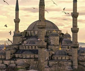 istanbul, mosque, and turkey image