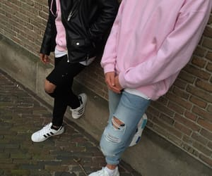 pink, style, and boy image