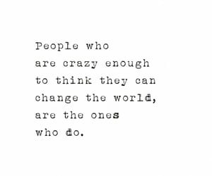 crazy, quotes, and sayings image