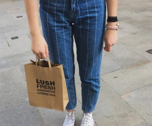 aesthetic, all star, and bag image