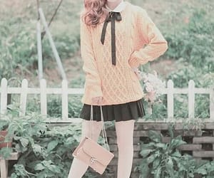 girl fashion image