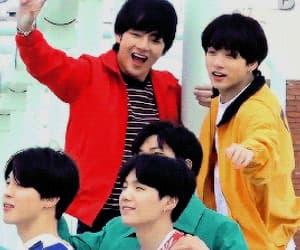 bts, bangtan, and kim taehyung image