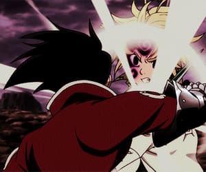 anime, gif, and sword image