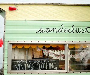 vintage, wanderlust, and shop image