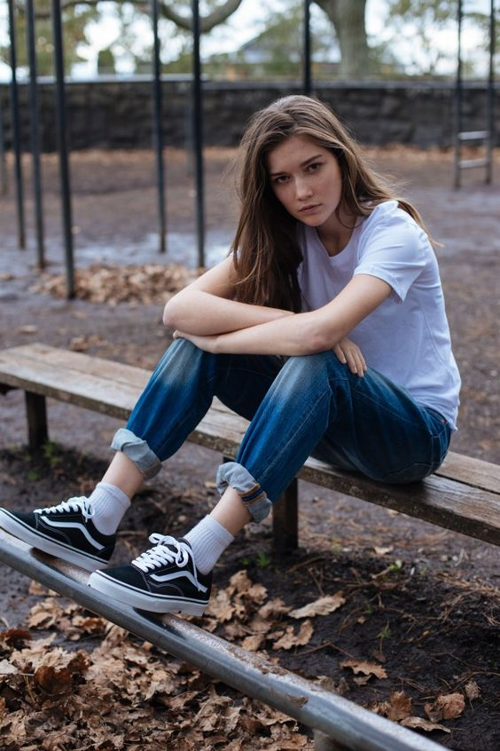 The Tomboy Style Illustrated And The Cute Tomboy Outfits You