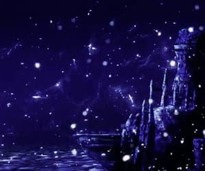anime, gif, and anime scenery image