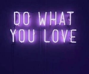 purple, quotes, and aesthetic image
