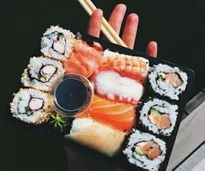 food, love, and roll image