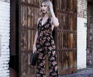 jumpsuit, summer style, and spring style image