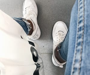 bik bok, clean, and white shoes image
