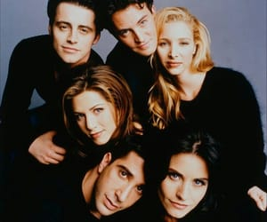 friends, Jennifer Aniston, and chandler image