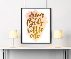 baby, etsy, and dream big image