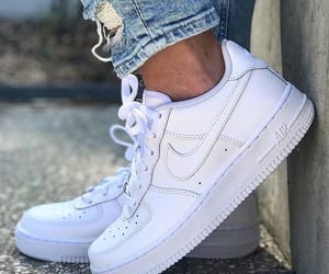 casual, nike, and sneakers image