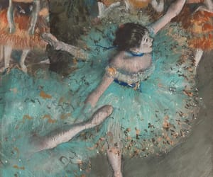 ballet, art, and painting image