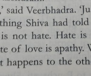 book, hate, and indifference image