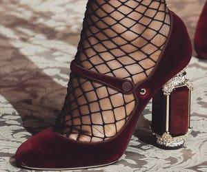 heels, shoeporn, and dolcegabbana image