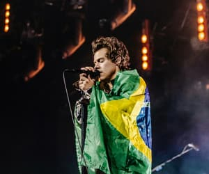 styles, harry, and brasil image